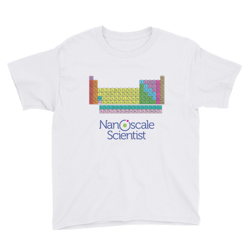 Periodic Table Youth Short Sleeve T-Shirt