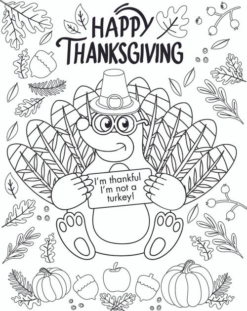 Mole Thanksgiving- Intermediate