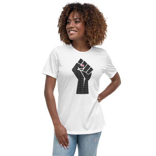Black Female Scientists Matter Women's Relaxed T-Shirt