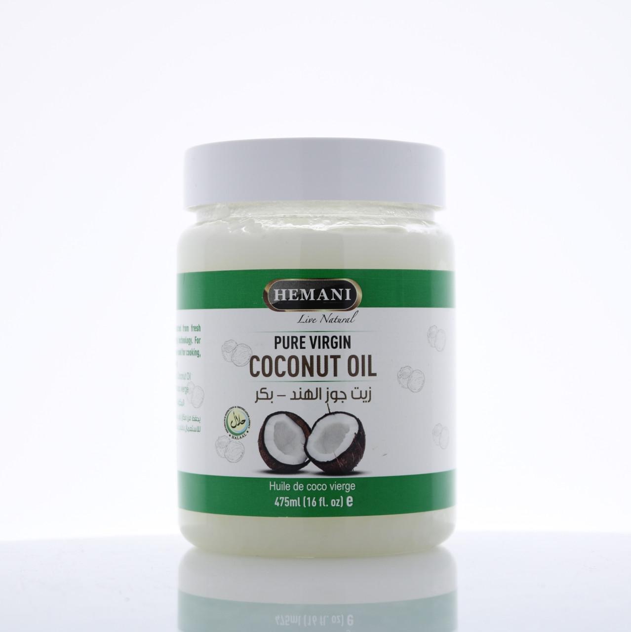 Sale - Extra Virgin Coconut Oil 475Ml  Hemani General Trading-7928