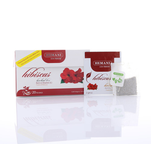 Herbal Tea Hibiscus 40g