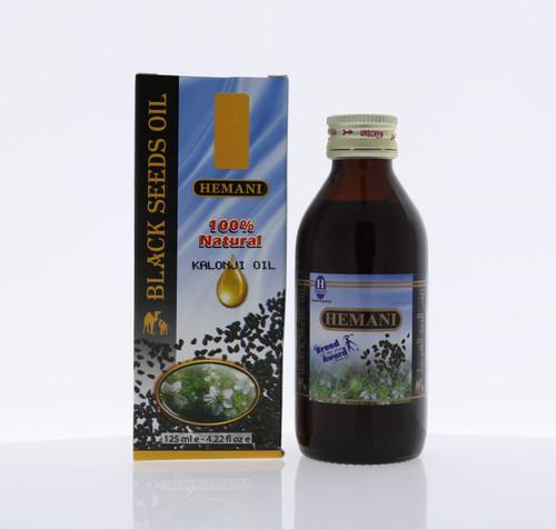 Black Seed Oil 125mL