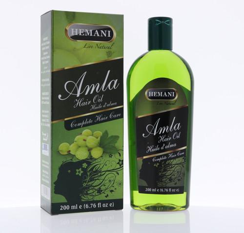 Amla Hair Oil Green 200mL