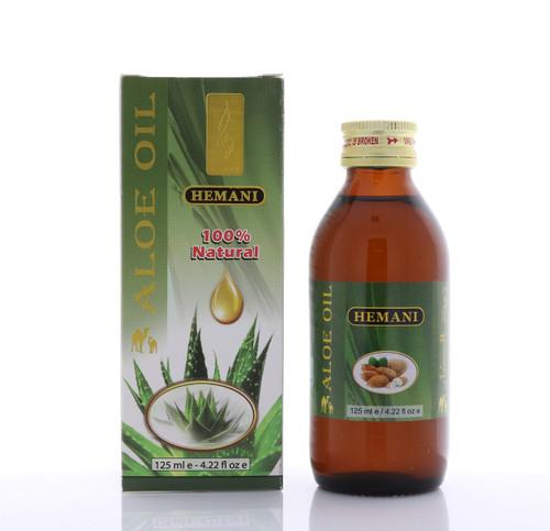 Aloe Oil 125mL