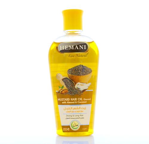 Hair Oil Mustard 200mL