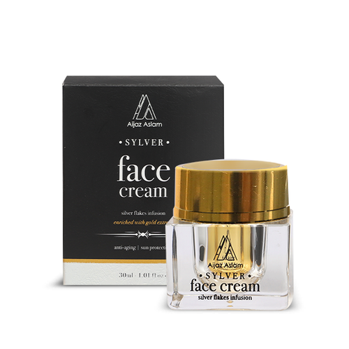 AIJAZ ASLAM Sylver Face Cream 30ml