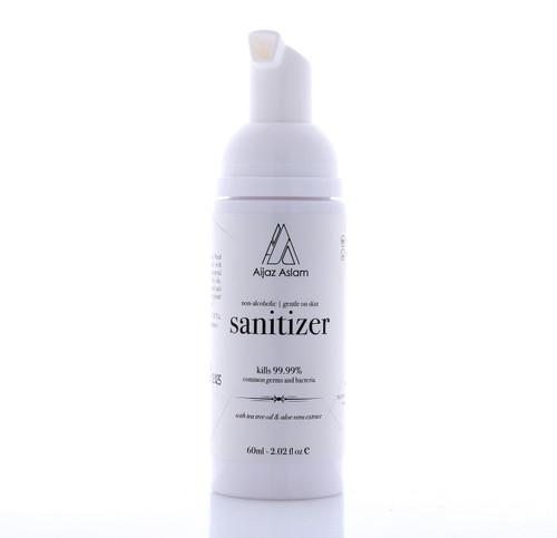 AIJAZ ASLAM Foaming Hand Sanitizer 60ml