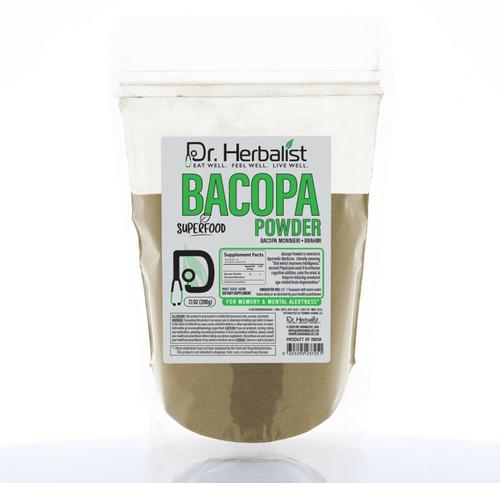 DR. HERBALIST Bacopa Powder 200g