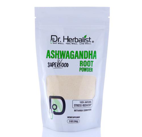 DR. HERBALIST Ashwagandha Powder 200g