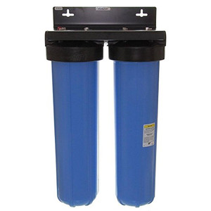 2 stage NASA based whole house filtration system
