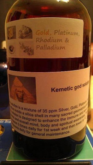 Kemetic god Solution Sale!