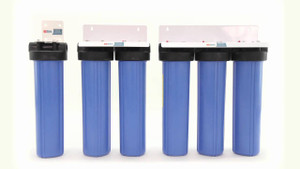 6 Stage NASA Based Water Filtration System