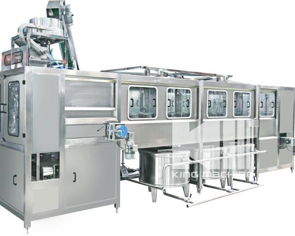 King-X Mineral Water Bottling Machine