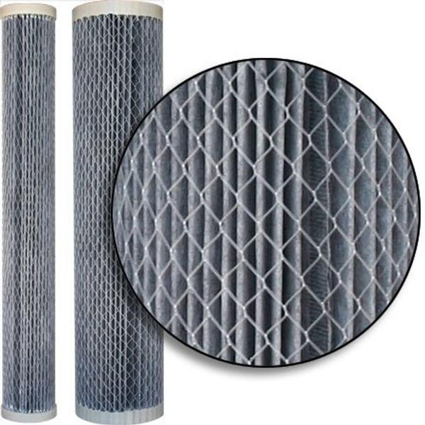 NASA water filter
