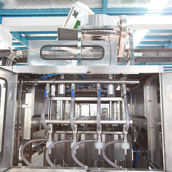 King-X Water Bottling Machine (1200 GPH)