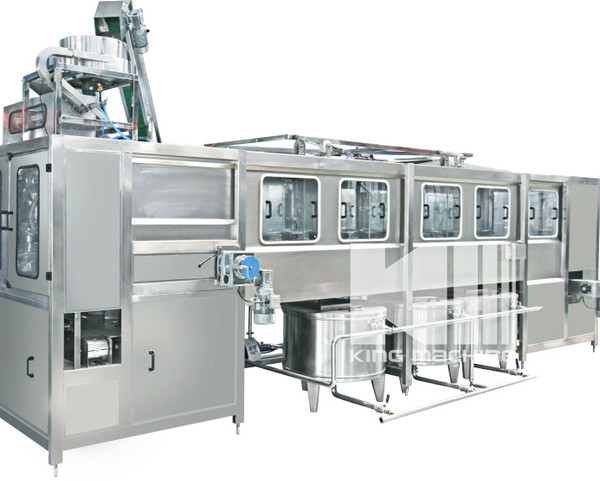King-X Mineral Water Bottling Machine