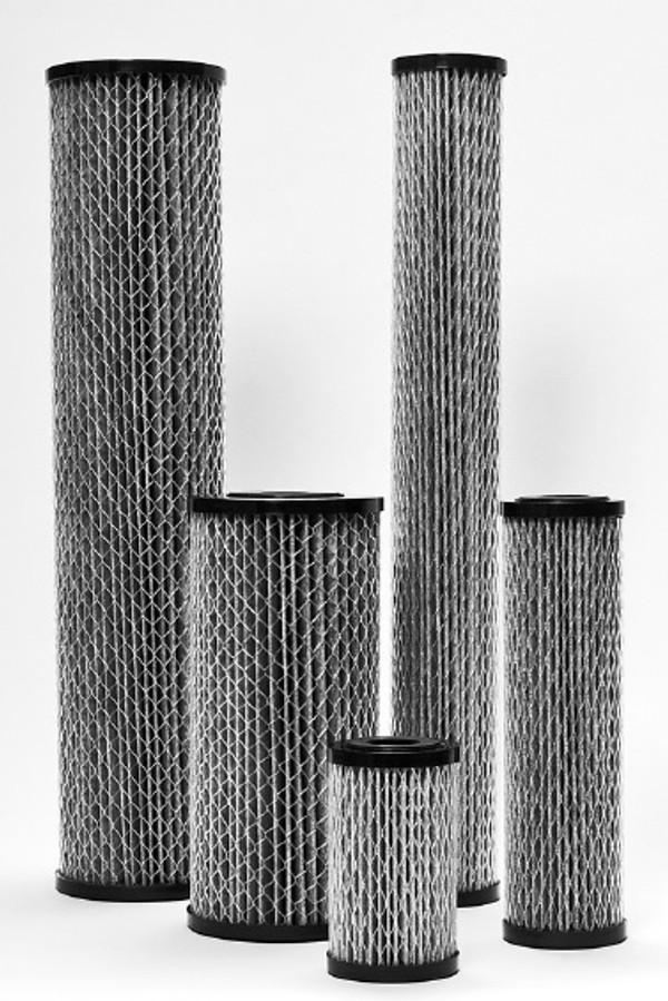NASA based nano water filtration system