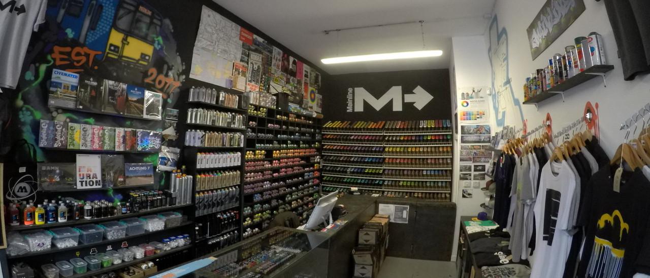 Mainline Art Store Edinburgh