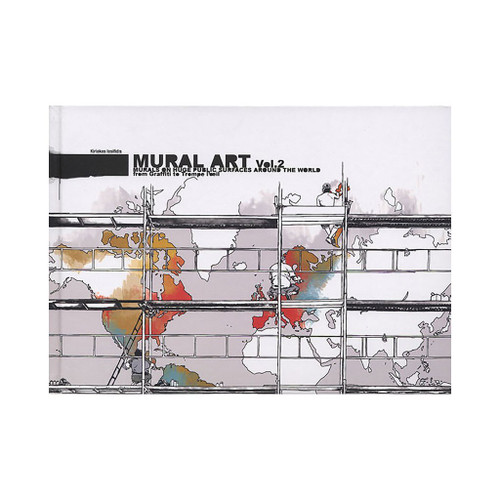 Mural Art Vol. 2 Book