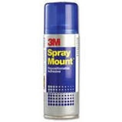 3M Spray Mount Repositionable Adhesive 200ml