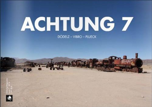 Achtung 7 Magazine