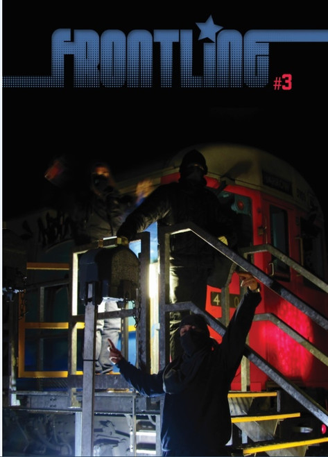 Frontline Magazine - Issue 3