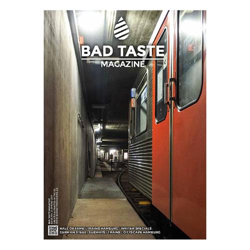 Bad Taste Magazine - Issue 21