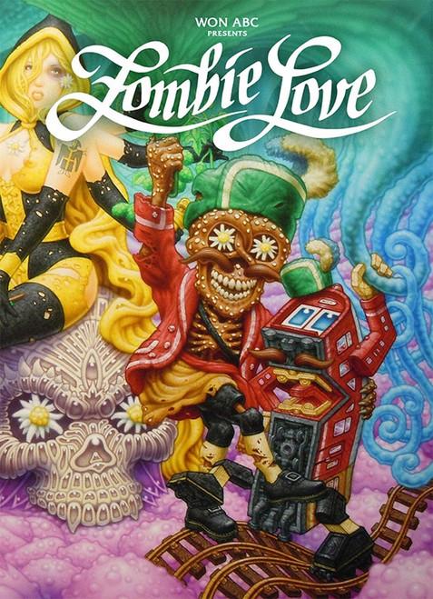 Zombie Love - WON ABC Book