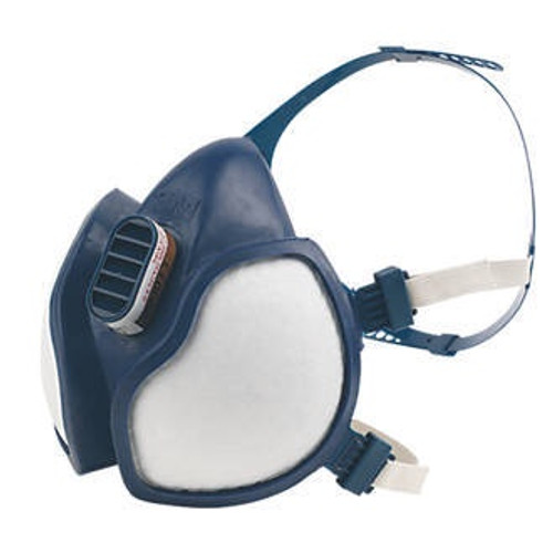 3M 4251 A1P2 Half Mask Respirator