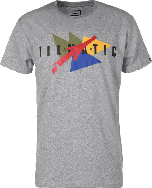 Illmatic Air T-Shirt Grey