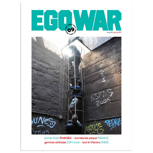 EgoWar Magazine - Issue 16