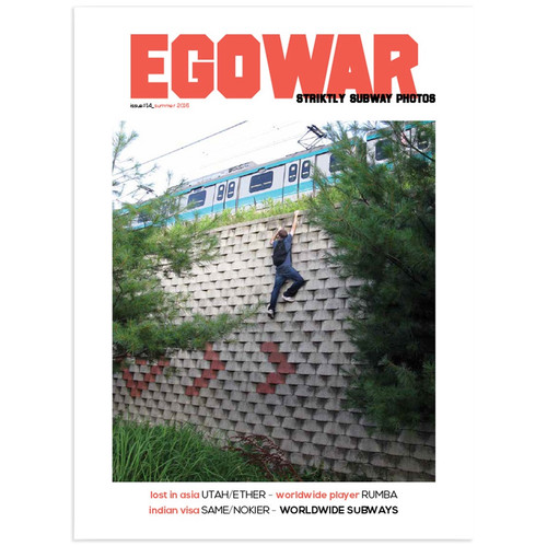 EgoWar Magazine - Issue 14