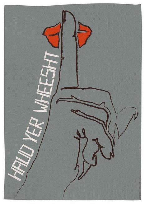Stewart Bremner - Haud yer Wheesht Card