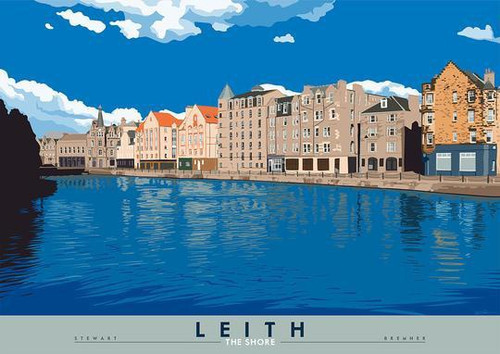 Stewart Bremner Leith Card