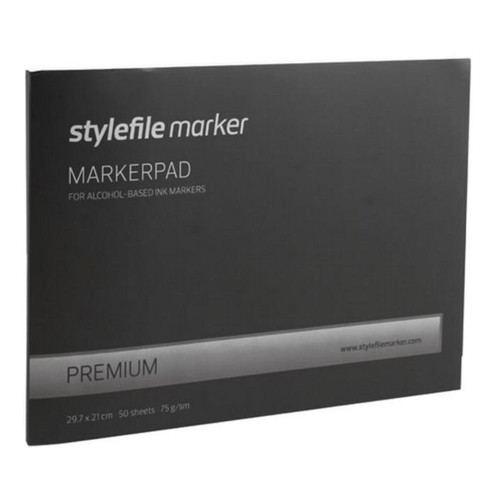 Stylefile Marker Markerpad Premium A4 Landscape