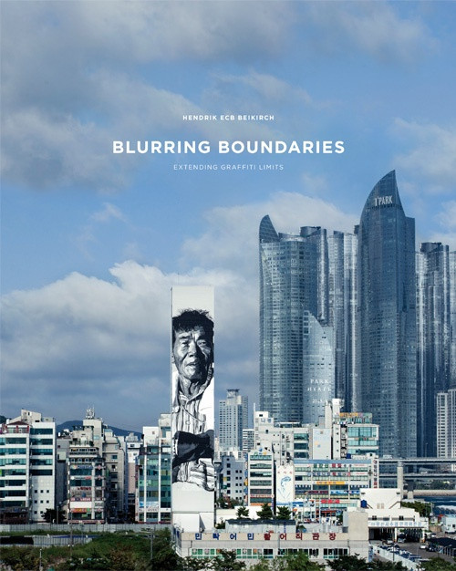 Blurring Boundaries: Extending the Limits of Graffiti Book