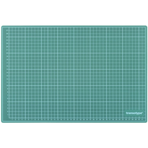 Transotype Green Cutting Mat A4