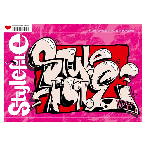Stylefile Magazine Issue 46: Lovefile