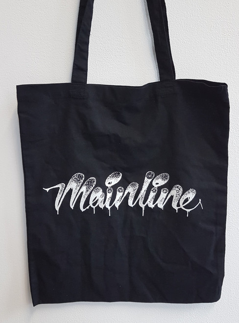 Mainline Flare Tag Tote Bag