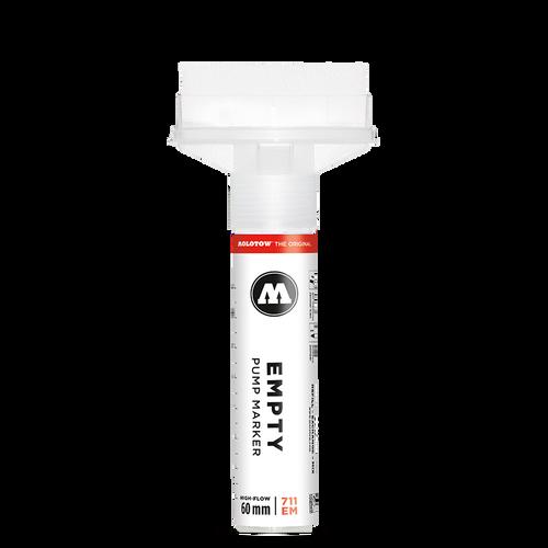 Molotow MASTERPIECE 711EM 60mm Empty Marker