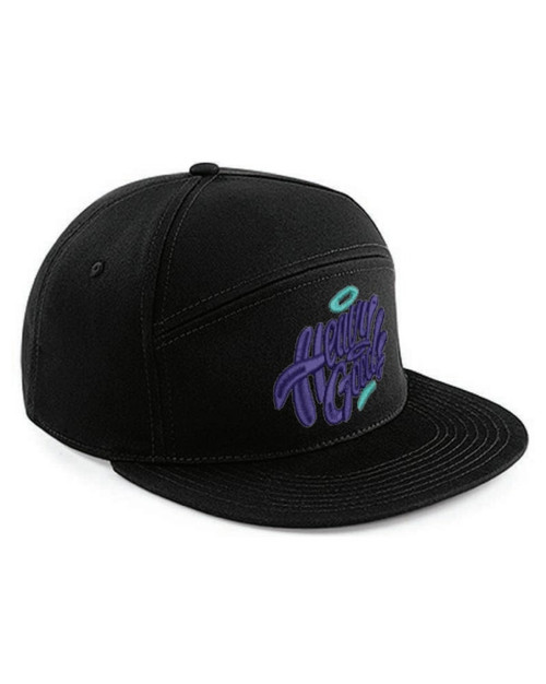 Heavy Goods Snap Back Black