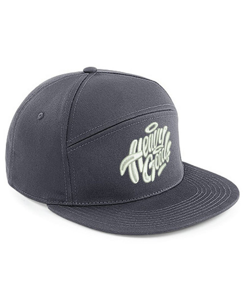 Heavy Goods Snap Back Grey