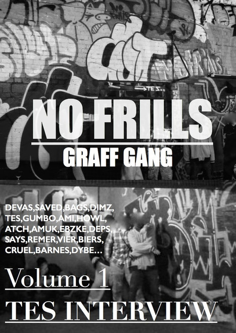 No Frills Magazine - Vol 1