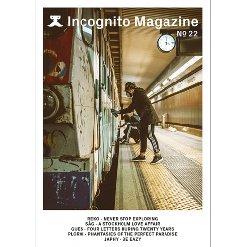 Incognito Magazine - Issue 22