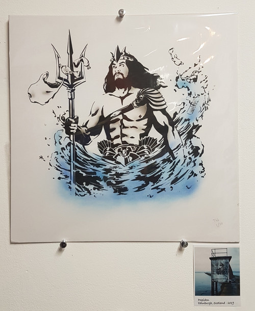 The Rebel Bear - Poseidon