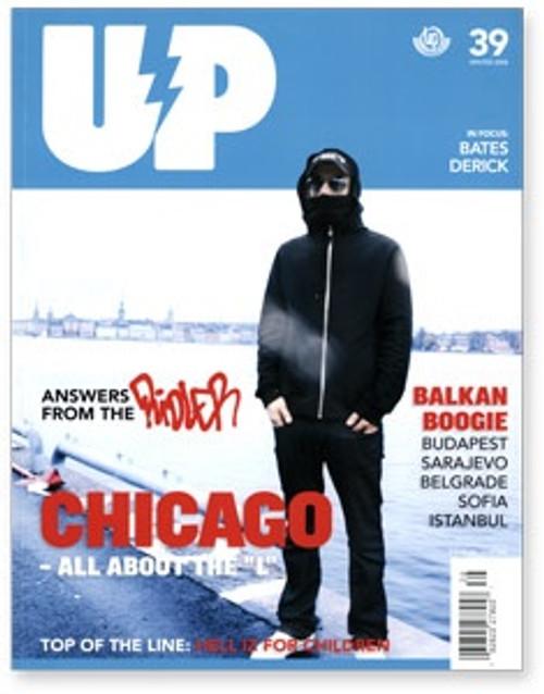 Underground Productions Magazine Issue 39