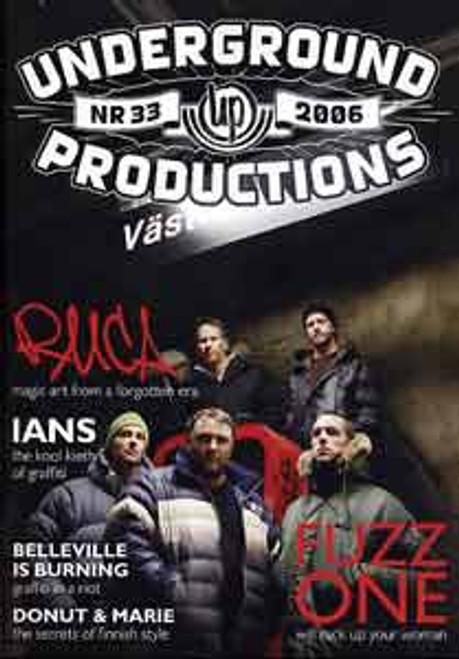 Underground Productions Magazine Issue 33