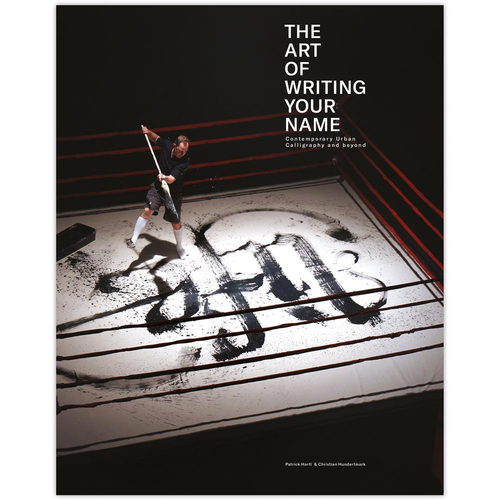 The Art of Writing Your Name Book