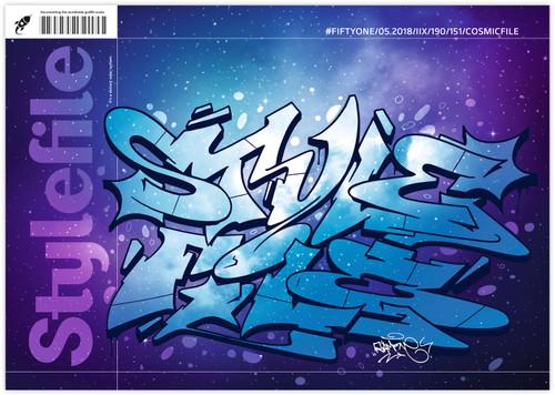 Stylefile Magazine Issue 51 - Cosmicfile