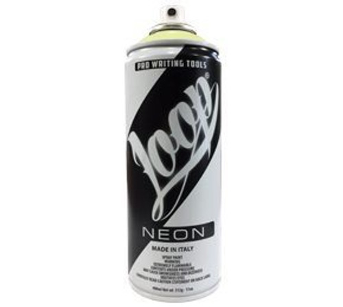 Loop Neon Spray Paint 400ml